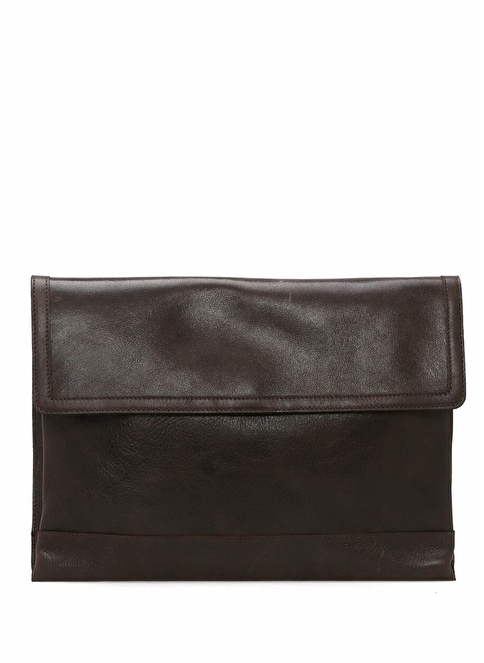 Beymen Collection Clutch / El Çantası Kahve